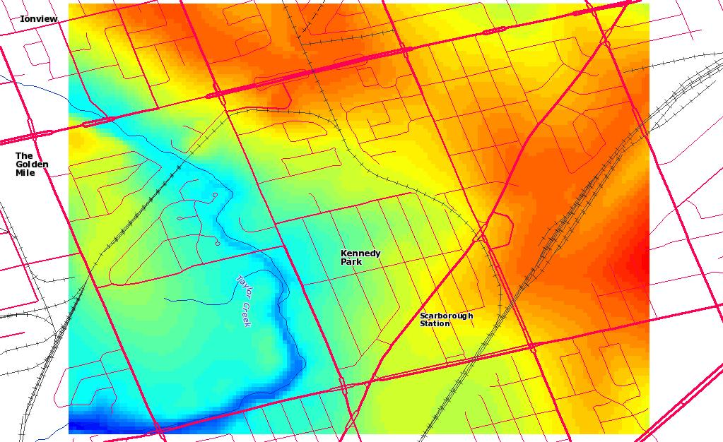 Use And Abuse Of Elevation Contours Numptys Progress - Dem elevation data